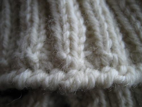 Crab Stitch Edging by you.