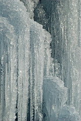 The Big Freeze (Paul in Japan) Tags: light white snow ice japan frozen waterfall sparkle freeze icicle glisten refract