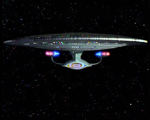 Startrek Wallpaper, USS Enterprise, star trek uss enterprise ncc 1701