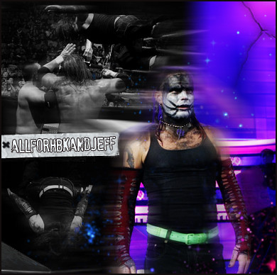 Jeff Hardy by Camix Michaels.