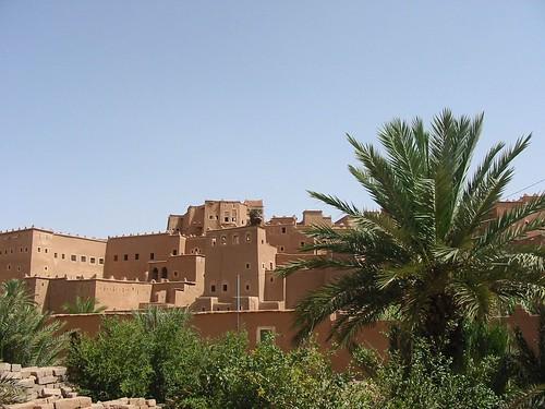 Kasbah van Ouarzazate