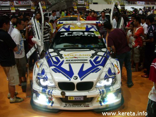 bmw custom bodykit