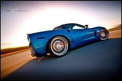 1st Rig shot: 360 Forged Corvette Z06 (GREATONE!) Tags: blue motion nikon shot mesh florida miami 8 360 jetstream rig devil corvette eight forged z06 d300 jsb