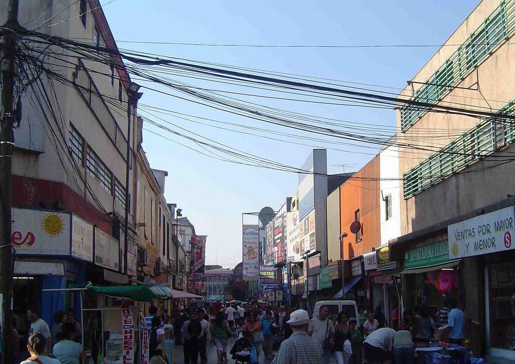 Barrio Meiggs