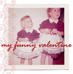my funny valentine (DigitalLyte) Tags: music curls scanned aprons franksinatra