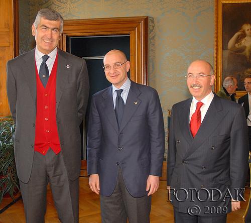 I tre presidenti