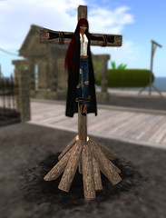 Burnt At the stake (studiosLsM) Tags: graveyard cemetary hangman graves medical secondlife xray supplies iv 19 crypt noose stake voodoodolls autopsy autopsytable torure cremationoven darkplotsblogspotcom nimabenoir slurryst