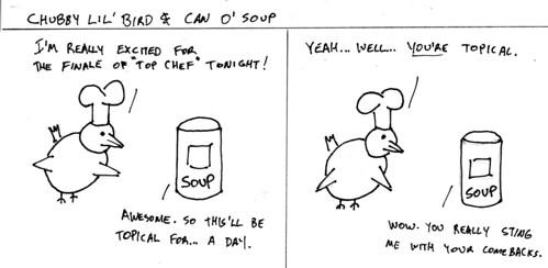 366 Cartoons - 023 - Chubby Lil' Bird & Can O' Soup