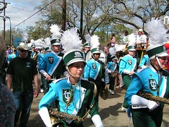 Tulane Marching Band