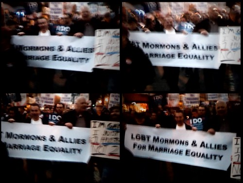 Mormons and Friends of Mormons for Marriage Equality