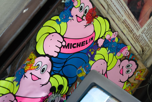 Un Michelin rose dans Chinatown