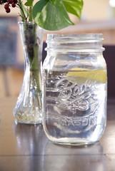 shakti cafe water