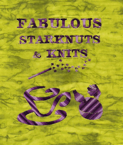 StarKnuts & Knits Logo