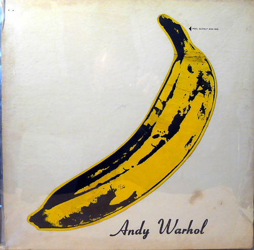 The Velvet Underground & Nico (Stereo) 1st press (torso)