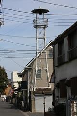 指扇の火の見櫓(さいたま市西区)