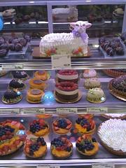 Whole Foods Bakery - Lamb Cake (swanksalot) Tags: chicago cake illinois unitedstates wholefoods bakery lamb thunderstorm southloop iphone weatherbug 37f swanksalot sethanderson airme wind5mphese