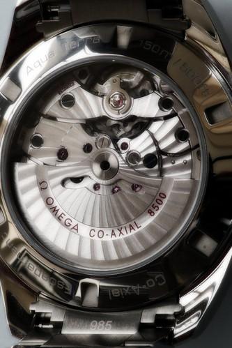 Omega Seamaster Aqua Terra Co Axial Caliber 8500 A Watch