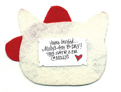 Hello Kitty Invite Back (mollypop) Tags: hellokitty hellokittyinvite hellokittyinvitation