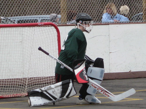 Ice Pads Vs Ball Hockey Pads Question Goalie Store Bulletin Board