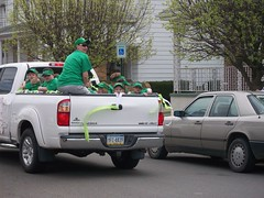 Coach Rob's Truck with my Team (mathewjohn27) Tags: little league nanticoke