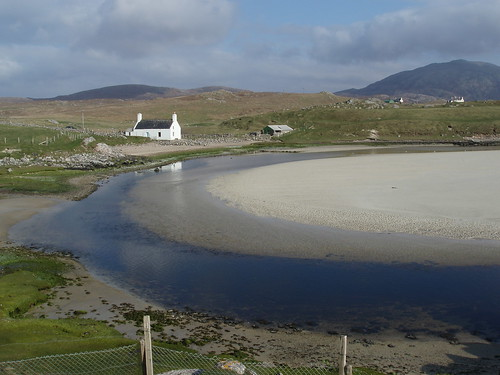 Bay behind Baile na Cille