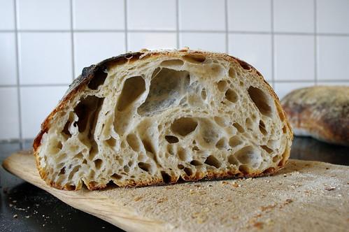 bröd med surdeg