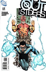 Comic Book Review – Outsiders #17