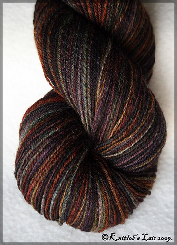 stained glass merino-alpaca sock yarn 4