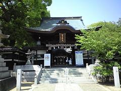 三津厳島神社@ポタリング[2009.4.29]