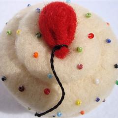 B-Day Cupcake 2