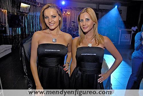 Chicas Porsche