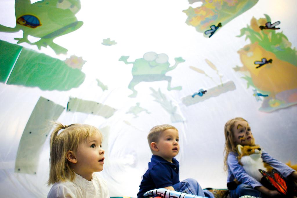 A child's world