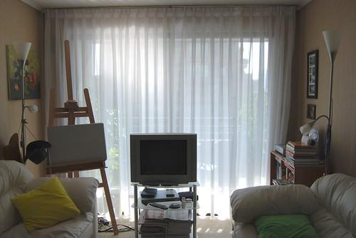 Вікно на всю стіну