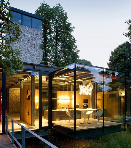 glass house krakow