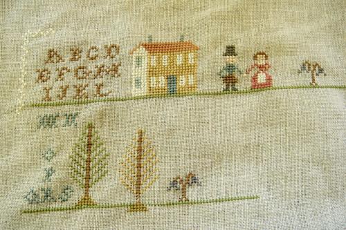 Brightneedle - Larsen's farm