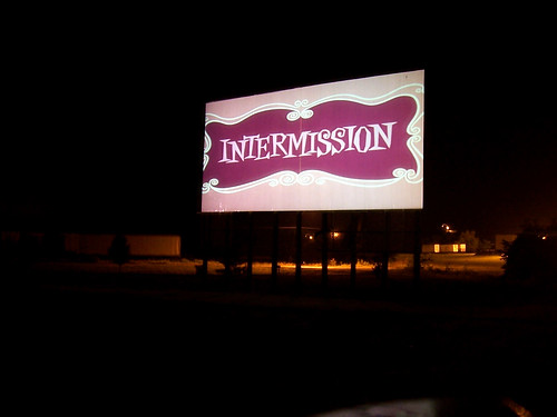 Drive-In Intermission