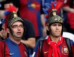 Fanáticos Barcelona Barza