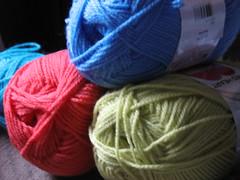 Sport yarn