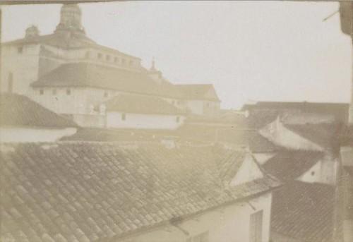 E. Bibiesco. Cordoue, vue des toits (1901). Musée dOrsay, París.