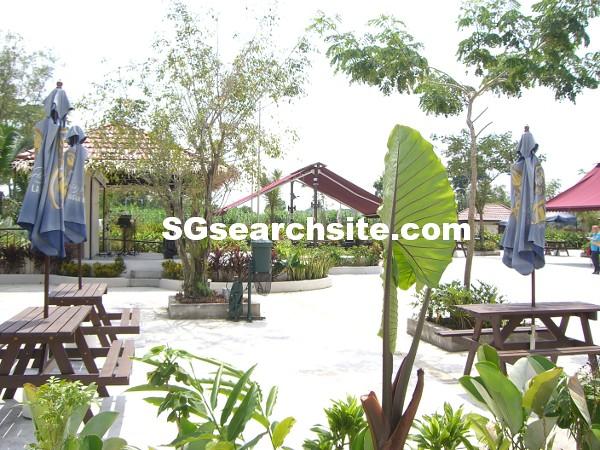 Beer Garden & Seafood Restaurant