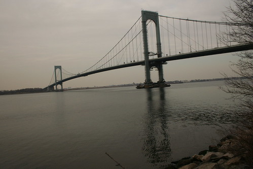 Whitestone Bridge by Emilio Guerra. Whitestone Bridge, Whitestone, Queens