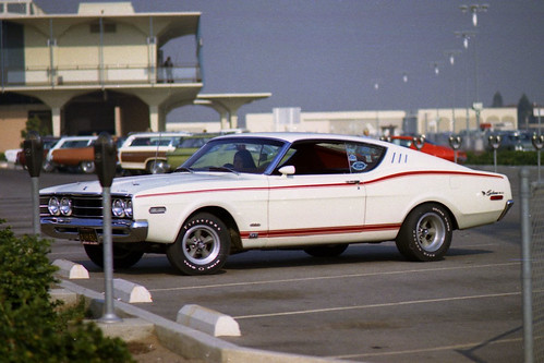 1968 Mercury Cyclone GT 500