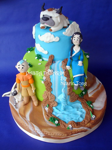 AVATAR- KATARA-APPA AND MOMU CAKES