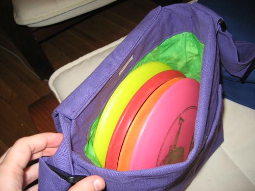 Disc Golf Bags