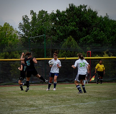 Stand Back (Jenn (ovaunda)) Tags: green utah soccer sony cedarcity summergames dsch5 jennovaunda ovaunda