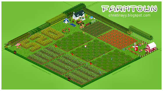 Farmtown: My Secret Garden