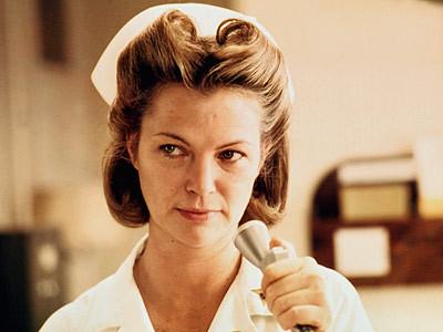 Algunas enfermeras dan mucho miedo