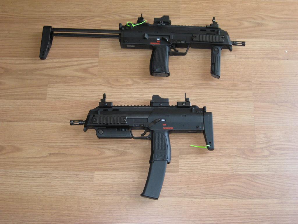 Hk Mp5 Airsoft Gun Hk Mp5 Agm Airsoft M14