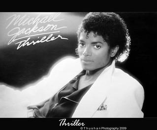 'King of Pop' Michael Jackson (August 29, 1958 - June 25, 2009)