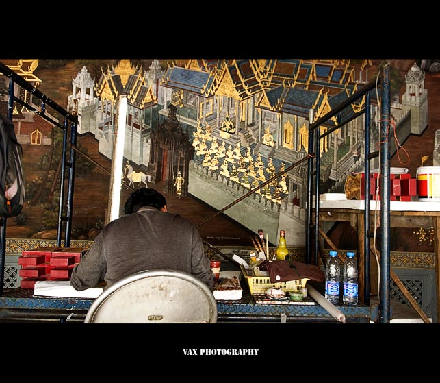 Wat Pra kaew & Grand Palace 02